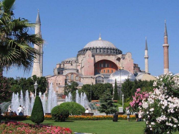 Мечеть Айя София (Фото: turk.expert).