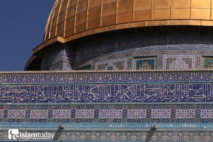 Купол Скалы, мечеть аль-Кибли, Харам аш-Шариф – исламское наследие Иерусалима.