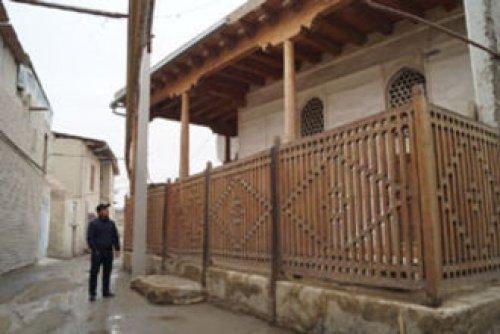 Мечеть Ходжа Булгар. Бухара, современный вид. Источник фото kultura.uz