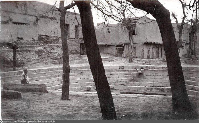 Волохранилище Ходжа Булгар. Источник фото pastvu.com