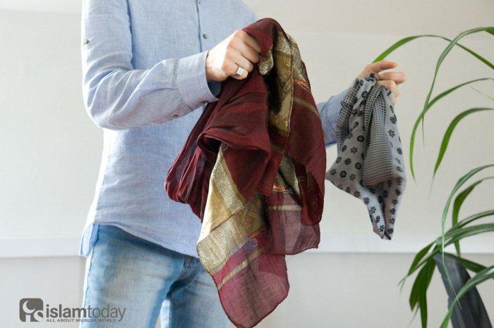 Целью мужчины является наставление и предостережение супруги (Фото: islamdag.ru).