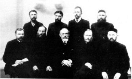 Мусульманская фракция. 1907 год (Фото: history-kazan.ru).