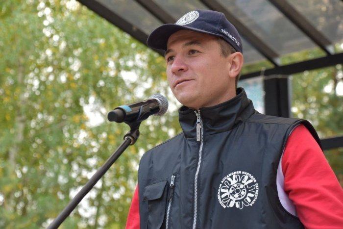 Заместитель председателя Общественной Палаты РТ Тимур Кадыров.