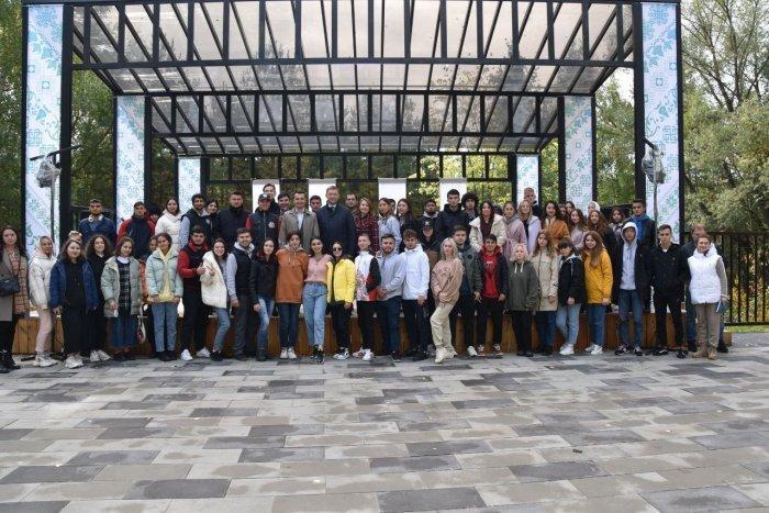 Цель комплекса мероприятий – укрепление дружбы и единства многонациональной молодёжи Татарстана.