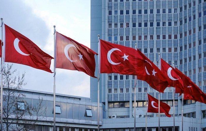 Здание МИД Турции. Фото: © Orhan Cam/Shutterstock/FOTODOM.