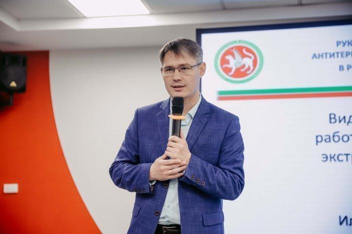 Ильдар Галиев.