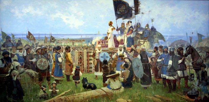 700 лет назад Золотая Орда официально приняла Ислам!