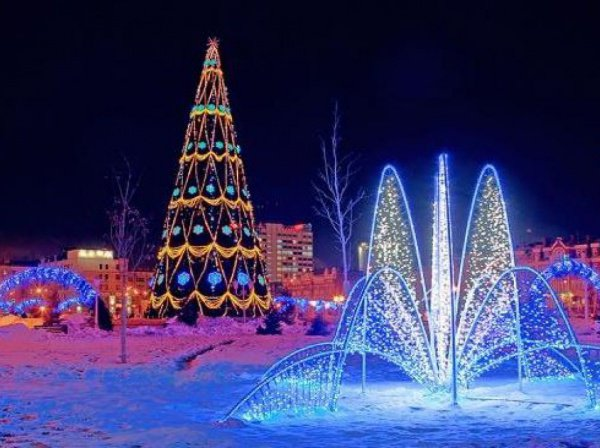 Казань вошла в топ-5 городов для путешествий на новый год.