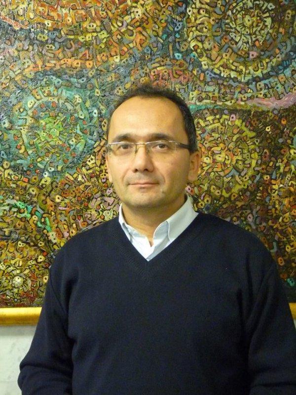 Рустем Шамсутов. Руководитель Галереи татарского шамаиля в мечети «Кул-Шариф»