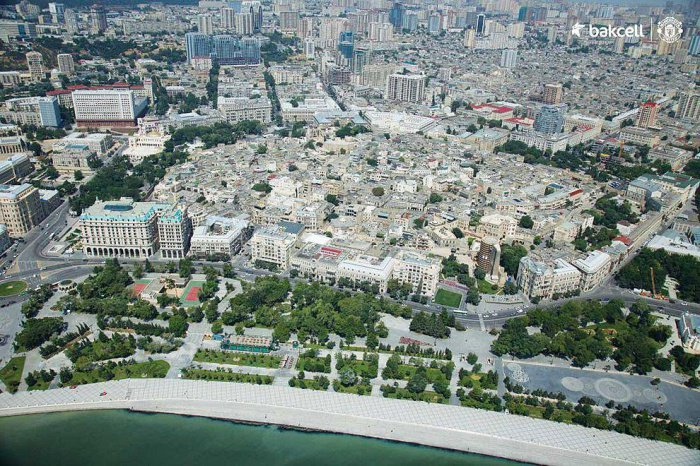 Баку, Icheri Sheher