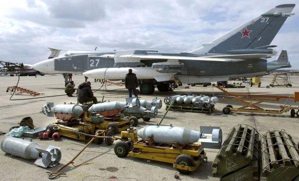 Стоимость операции ВКС РФ в Сирии.