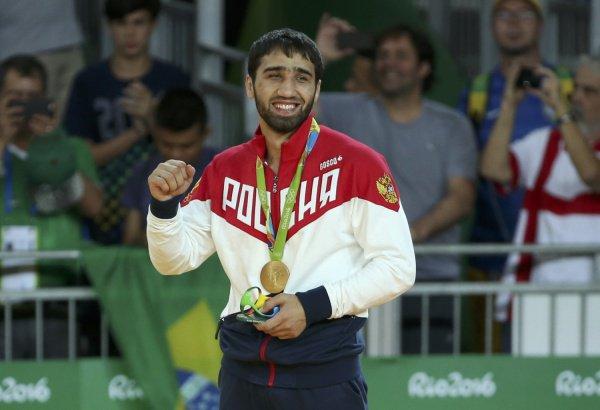 Олимпиец Хасан Халмурзаев отдаст 4 млн наразвитие дзюдо вИнгушетии