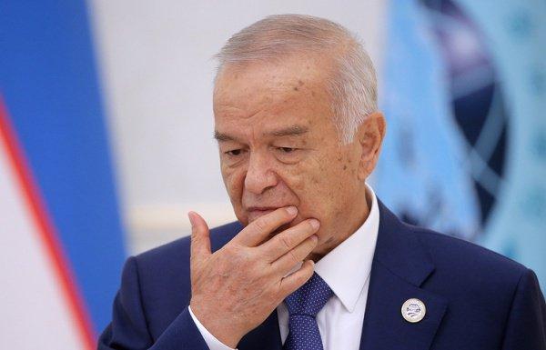 Инсульт Ислам Каримов перенес 27 августа.