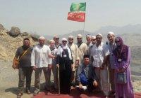 Муфтий Татарстана посетил гору Саур