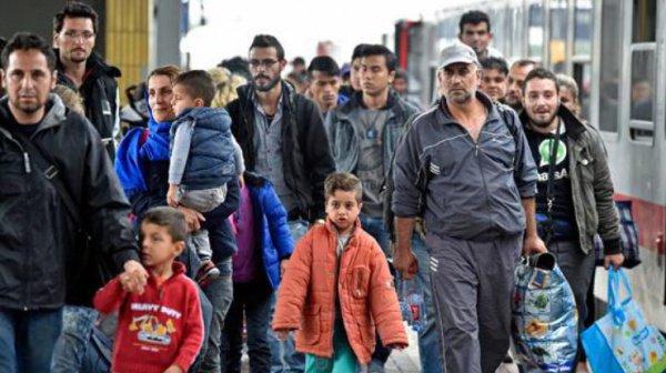 Беженцы в Латвии.