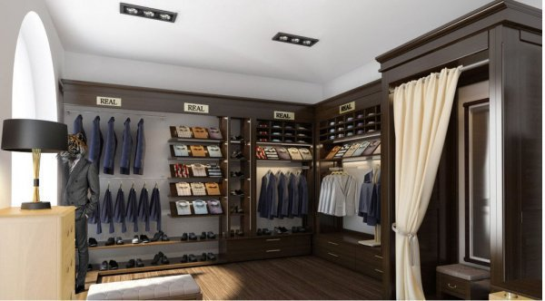 Дорогая брендовая одежда