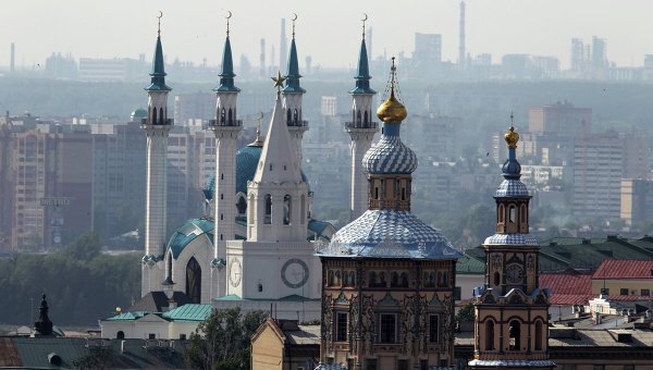 Казань признана одним из лучших городов РФ по уровню жизни.