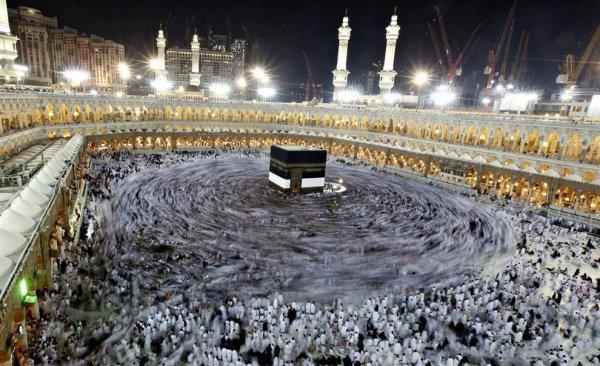 Реконструкция Запретной мечети завершена.