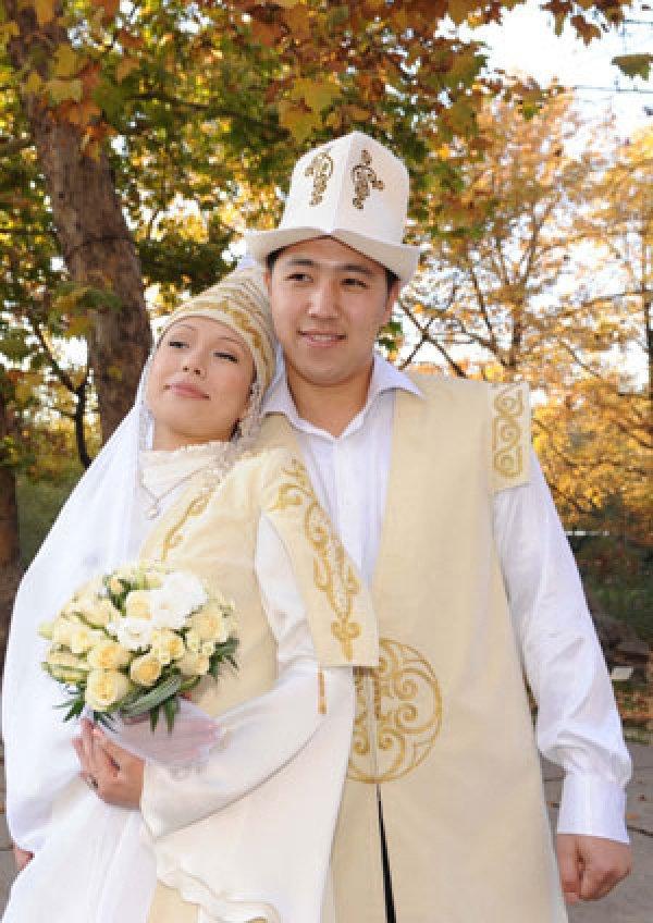 Свадебные платья кыргызстан