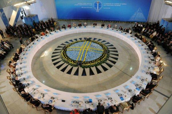 В Астане соберутся лидеры мировых религий.