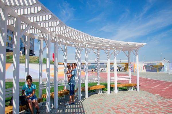 В Нижнекамске начался опрос общественного мнения на тему названия для нового муниципального пляжа на Каме