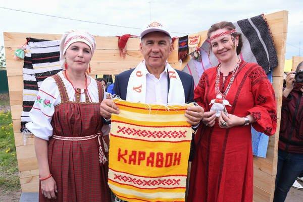 Для участия в фестивале в Татарстан прибыло около 20 тыс человек