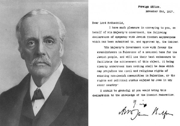 «Декларация Бальфура»