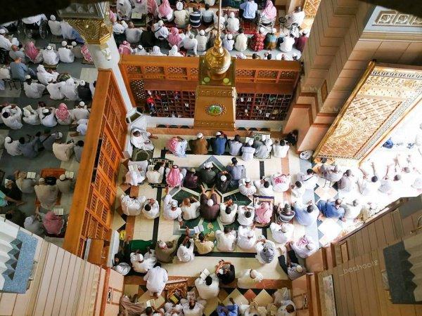 Является Сунной увеличение богослужения в последние ночи Рамадана