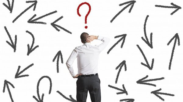 5 шагов на пути принятия решений