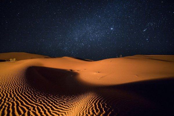 """"""" Ибрагим посмотрел на небо, и увидев там звезду, сказал: «Разве это мой Господь?»"""""""