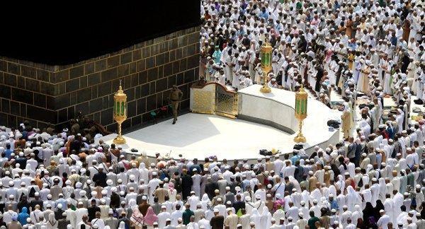 """""""Доступ к хаджу и выполнение ритуала зависит от воли саудовского режима"""""""