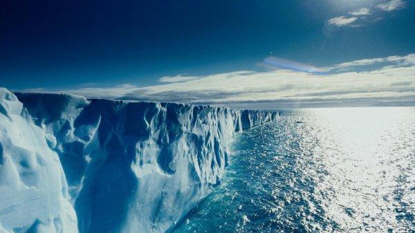 Сокращение льдов Арктики составило 4,6 млн квадратных километров летом 2017 года