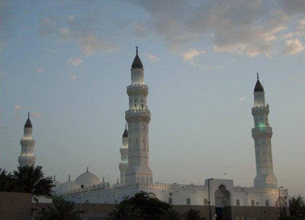 Мечеть Куба в Медине