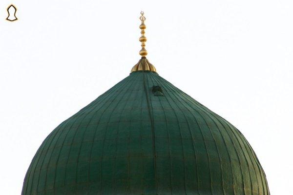 Купол мечети Масджид Аль-Набави