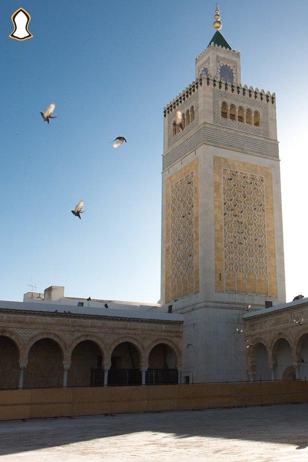 Мечеть аз-Зайтуна в Тунисе