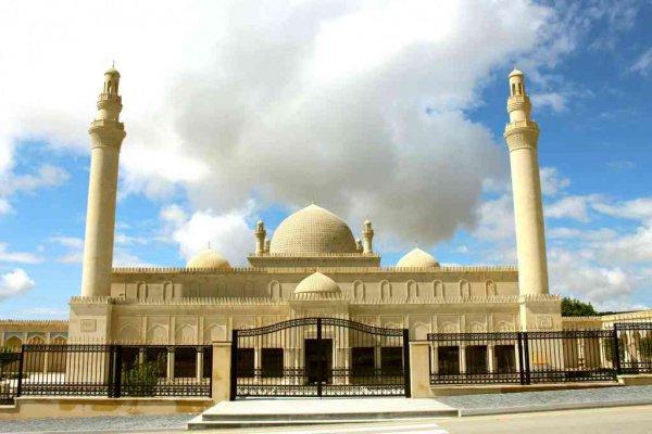 Джума-мечеть в Азербайджане