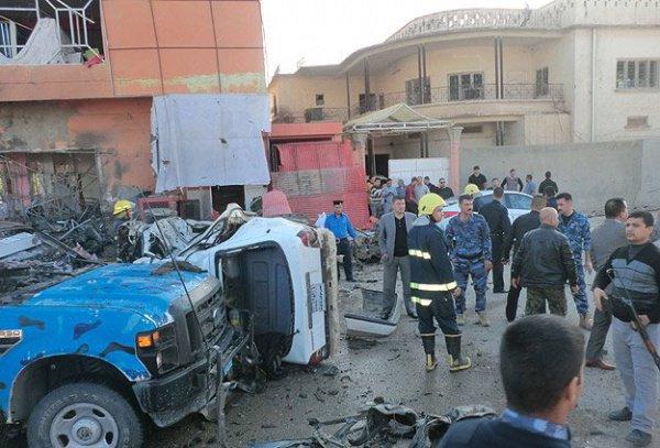 По сообщениям СМИ, в результате теракта 11 человек погибли, еще 15 человек были ранены