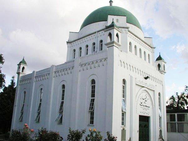 Мечеть Фазл (Соберите пазл)