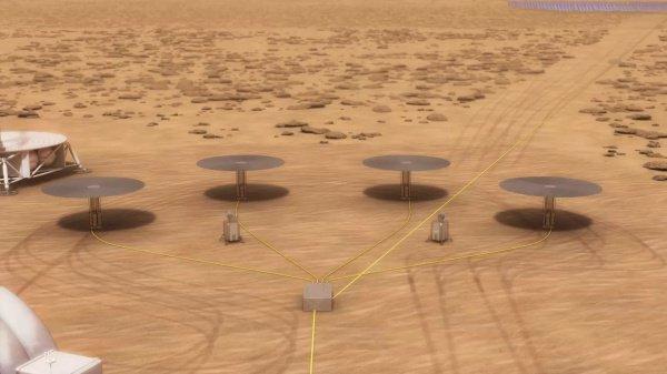 Парашютную систему для миссии «Марс-2020» удачно протестировало NASA