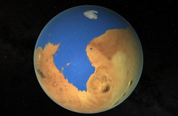 Ученые сомневаются вналичии жизни наводных планетах