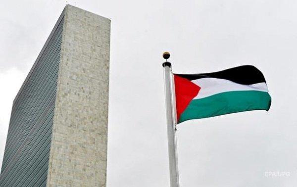 Президентские выборы пройдут в Палестине до 2018 года.
