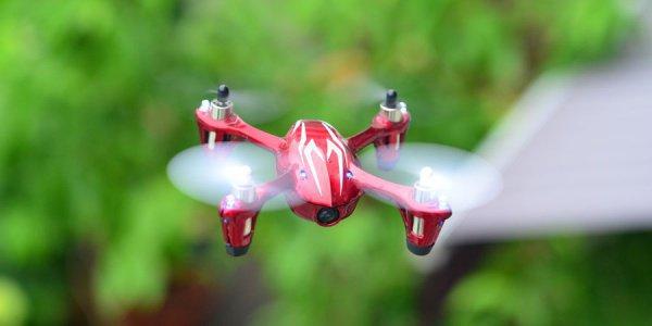 При этом средняя скорость управляемого дрона составила 11,1 секунды, в то время как беспилотник придерживался средней скорости 13,9 секунды