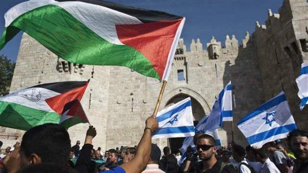 Палестино-израильский конфликт продолжается.