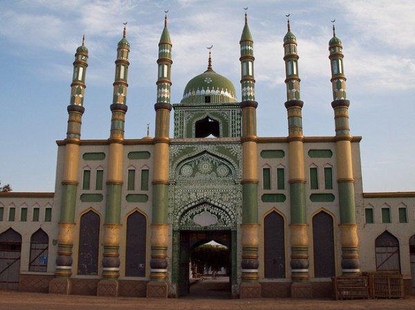 Мечеть Тысячи огней