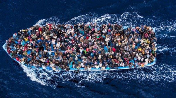 На глобальном уровне большую часть мигрантов составляют выходцы из Китая, Бангладеш, России, Сирии, Украины, Пакистана