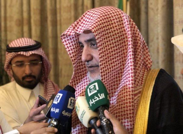 Салих бин Абдульазиз Али Шейх.