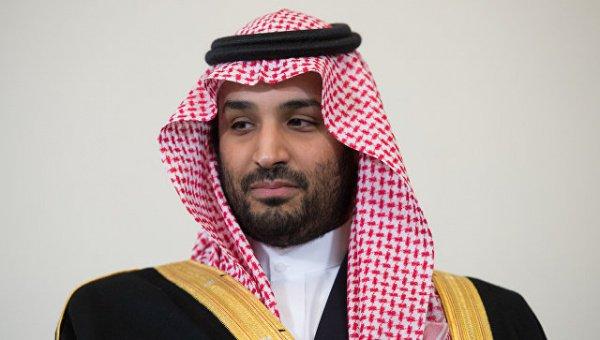 Мухаммед бен Салман Аль Сауд.