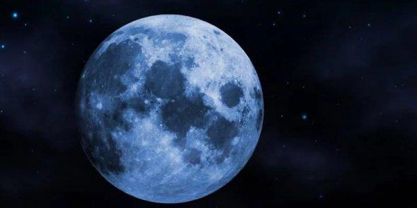 Неповторимое явление— «голубая луна»— ожидается вэту субботу