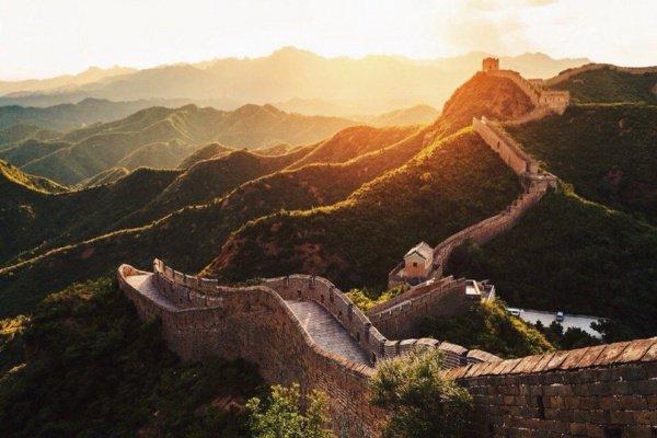 Беспилотные аппараты будут исследовать аварийный участок Великой китайской стены, расположенный в 50 км к северу от Пекина