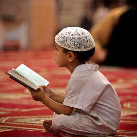 Египетские мечети решили привлечь детей необычным способом.